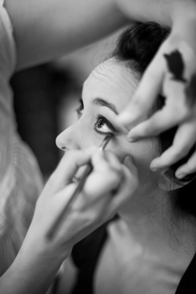 Maquillage Sabine Fevre