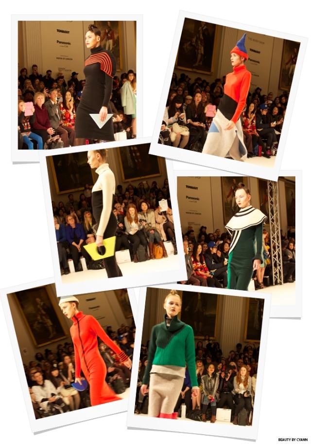 Hiroko Nakajima Fashion Week Londres 2014