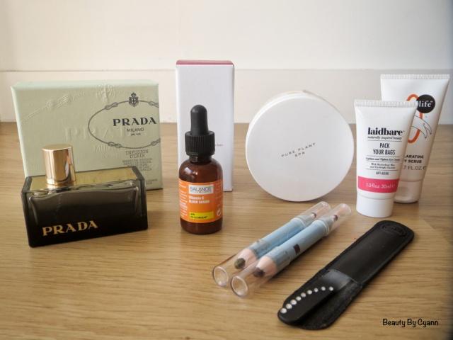 Prada, Laidbare, Sue Devitt disponibles chez TK Maxx | www.beautybycyann.com