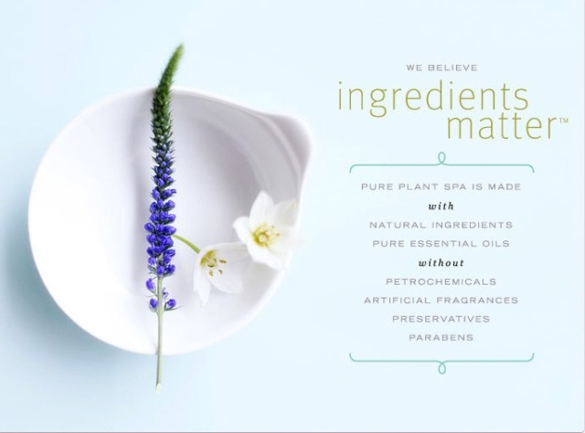 Pure Plant Spa cosmétiques bio